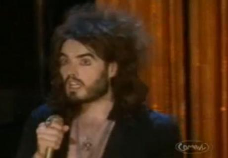 Russell Brand: Seagullin in New York City